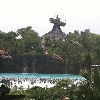 Photo taken at Disney's Typhoon Lagoon Water Park by Jean P. on 7/30/2012