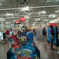 Photo taken at Walmart Supercenter by Mrs W. on 7/7/2012