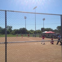 Photo taken at Kelley Softball Complex by Bruce B. on 6/22/2012