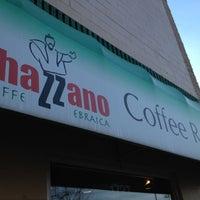 Photo taken at Chazzano Coffee Roasters by David B. on 3/7/2012