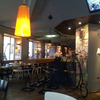 Photo taken at Kolonial by Stef B. on 7/12/2012