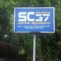 Photo taken at SC 37 Studio by Rezha E. on 2/19/2012