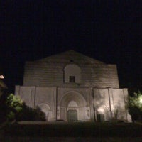 Photo taken at Basilica di San Fortunato by Elisa P. on 6/5/2012