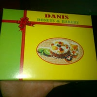 Photo taken at Danis Donuts & Bakery by Fakhrusyakirin A. on 7/24/2012
