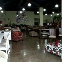 Photo taken at Kapta Muebles Diseño by Gabriela V. on 6/15/2012