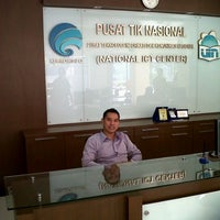 Photo taken at Pusat Teknologi Informasi dan Komunikasi Nasional by Mas Edz on 5/2/2012