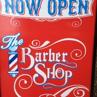 Photo taken at Barber Shop & Co. by Troy W. on 8/25/2012