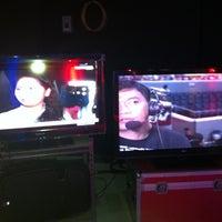 Photo taken at Broadcast City by alder a. on 6/24/2012