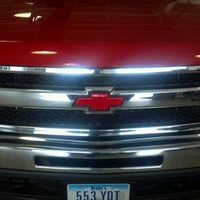 Photo taken at Karl Chevrolet by Taylor F. on 4/17/2012