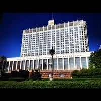Photo taken at Russian Government Building by Gucci N. on 5/10/2012