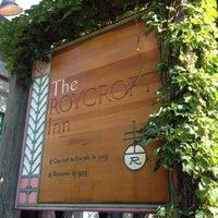 Photo taken at Roycroft Inn by Joe on 6/30/2012
