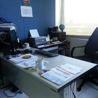 Photo taken at CGI Office, IBM Plaza, Eastwood City, QC by Ren C. on 8/17/2012