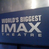 Photo taken at LG IMAX Theatre by Ndr3wc C. on 5/30/2012