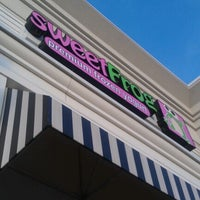 Photo taken at sweetFrog by Matt D. on 6/17/2012