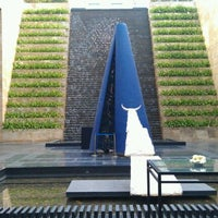 Photo taken at Grand Hyatt by Debopam B. on 3/13/2012