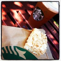 Photo taken at Starbucks by Tiara M. on 9/13/2012