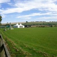 Photo taken at Bowerchalke Cricket Club by James B. on 9/8/2012