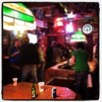 Photo taken at Lucke's Saloon by Cody R. on 3/18/2012