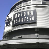 Photo taken at Uptown Espresso by Taylor O. on 8/11/2012