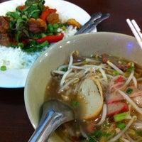 Photo taken at Hoy Ka Noodles by Kkitten P. on 3/6/2012