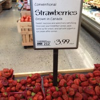 Photo taken at Whole Foods Market by Stephanie W. on 6/27/2012