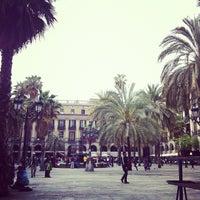 Foto tomada en Plaza Real por Gerard C. el 4/5/2012