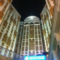 Photo taken at Makkah Millennium Towers by Mohd Izzairi Y. on 2/23/2012