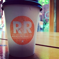 Photo taken at Ristretto Roasters by Jeremy T. on 5/6/2012