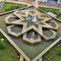 Photo taken at Mahkamah Syariah Wilayah Persekutuan by Nur Fathiah M. on 3/16/2012