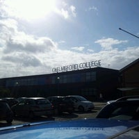 Photo taken at Chelmsford College Princess Road Campus by Mandy F. on 6/16/2012