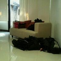 Photo taken at leadfoto studios by julie ann s. on 4/27/2012