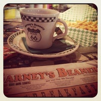 Photo taken at Barney's Beanery by Ashley M. on 4/10/2012