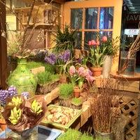 Photo taken at Sunny's Florist by Yosuke H. on 4/1/2012