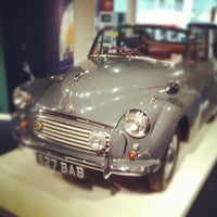 Photo taken at British Motor Museum by Richard P. on 6/28/2012