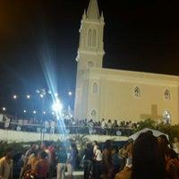 Photo taken at Colina do Sto. Antônio by Gleicia S. on 6/13/2012