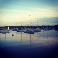Photo taken at Lake Harriet by Narciso A. on 6/23/2012