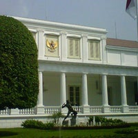 Photo taken at Negara Palace by Leos B. on 7/24/2012