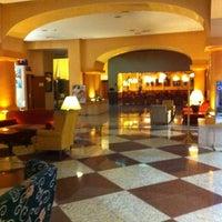 Photo taken at Senator Barcelona Spa Hotel by Joan B. on 2/11/2012