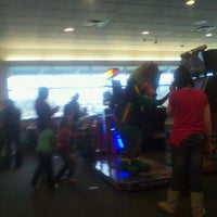 Photo taken at Chuck E. Cheese's by Vonnie m. on 3/4/2012