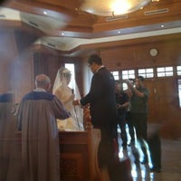 Photo taken at Wedding Chapel Bethany Nginden by fellicia on 3/12/2012