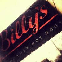 Photo taken at Billy's Gourmet Hot Dogs by Brian F. on 6/16/2012