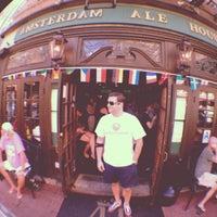 6/23/2012 tarihinde Steve S.ziyaretçi tarafından Amsterdam Ale House'de çekilen fotoğraf