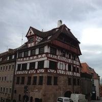 Das Foto wurde bei Albrecht-Dürer-Haus von Andreas S. am 4/26/2012 aufgenommen