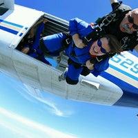 Photo taken at Start Skydiving by Gene N. on 4/28/2012
