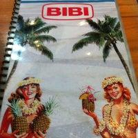 Photo taken at Bibi Sucos by Cristiane R. on 5/15/2012