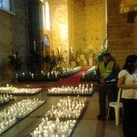 Photo taken at Catedral de Nuestra Señora de la Pobreza de Pereira by Daniel M. on 4/6/2012