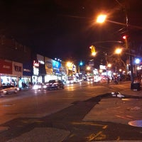 Photo taken at Fordham Shopping District by fromTheBronx 4sq Page on 3/8/2012
