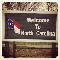Photo taken at North Carolina Welcome Center by Matt G. on 3/12/2012