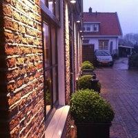Photo taken at De Oude Smidse by Marc Jinsub M. on 3/7/2012