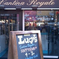 Photo taken at Lucy's Cantina Royale by Brian K. on 4/6/2012